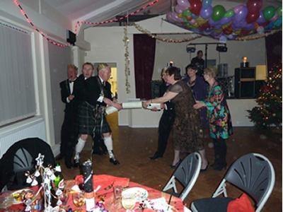Hall Christmas Party sml