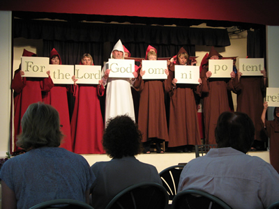 Hall Community Choir 2