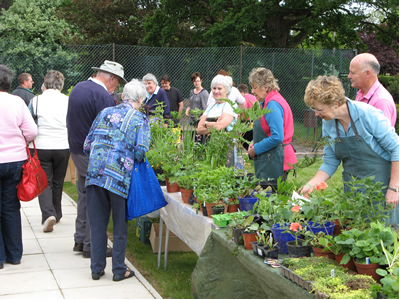 Hall Garden club sale 2