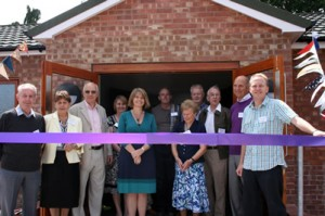 Hall Reopening Trustees and MP