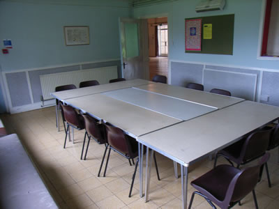 original committee room
