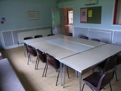 original committee room